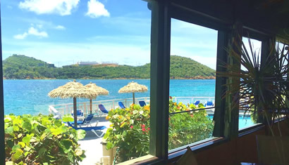 Photo Galley of Oceanside Bistro in Saint Thomas, USVI